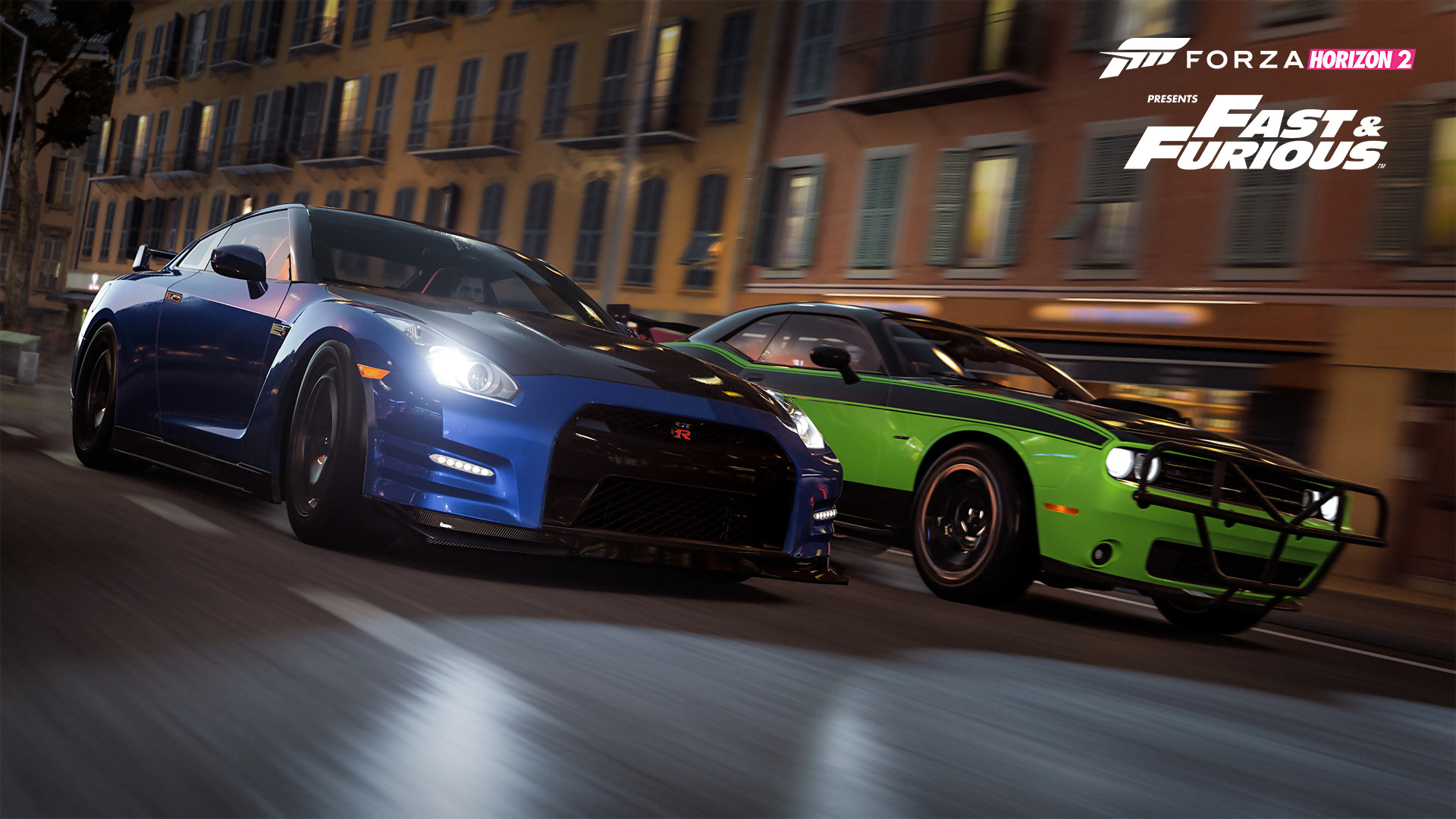 Forza Horizon 2 : Le pack Fast and Furious 7! - Blog ...