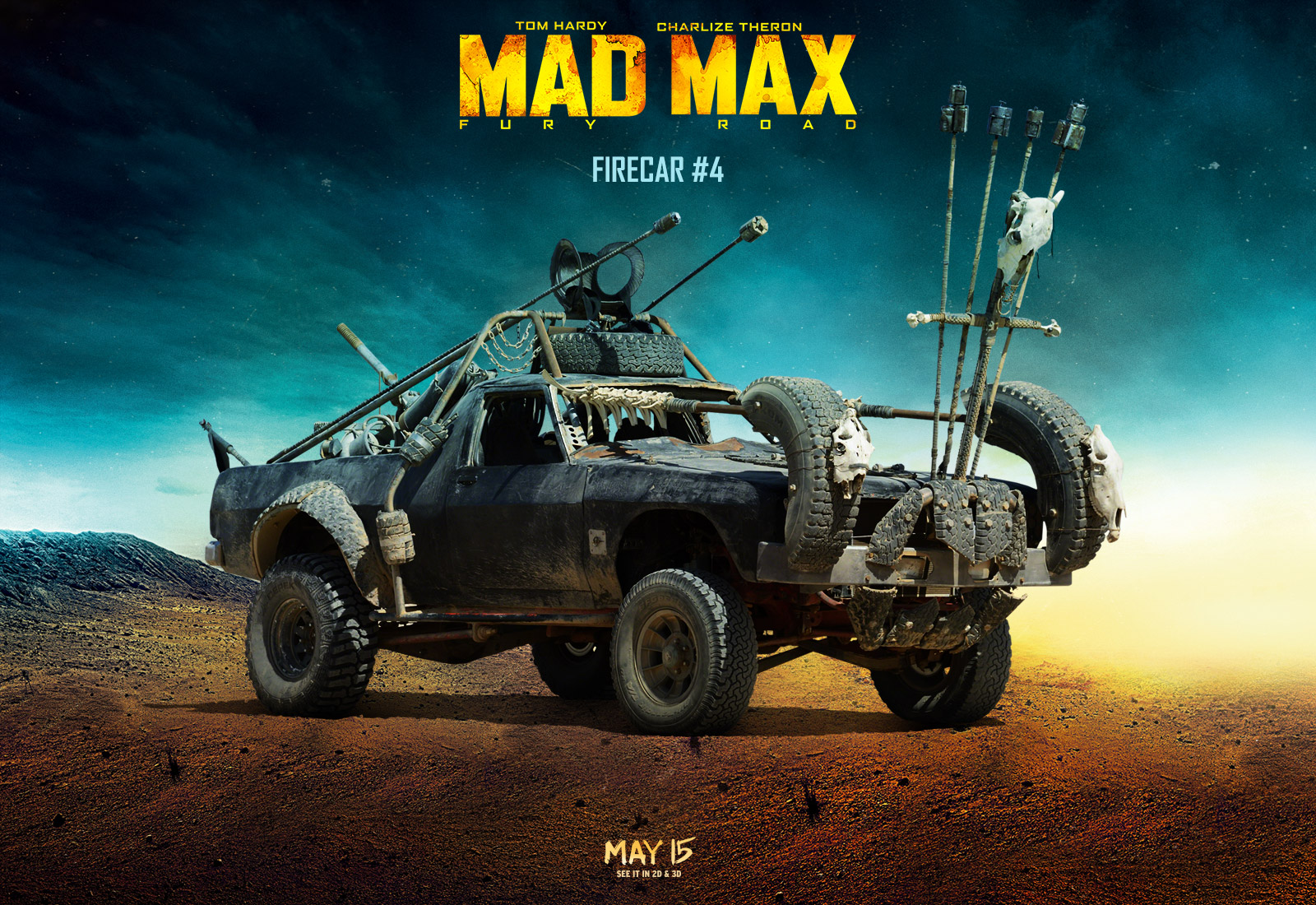 mad max fury road les voitures du film blog maurel auto. Black Bedroom Furniture Sets. Home Design Ideas