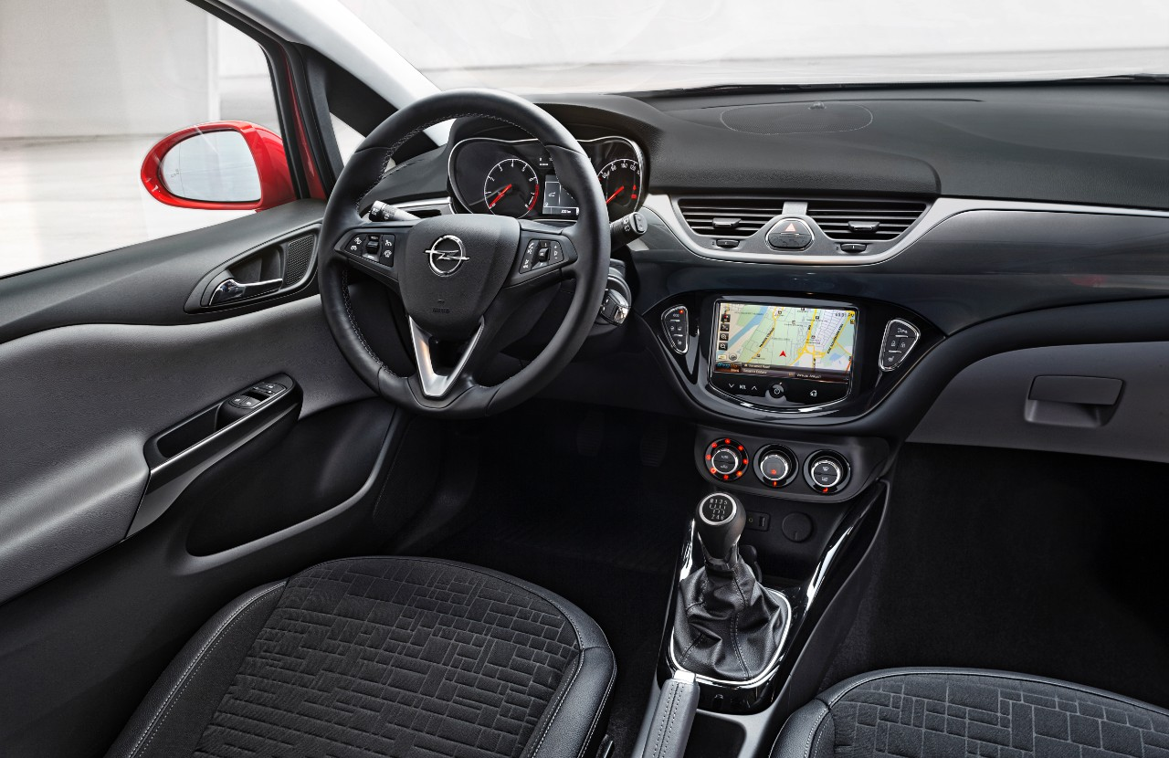 nouvelle opel corsa 5 janvier 2015 partir de 11 990 euros. Black Bedroom Furniture Sets. Home Design Ideas