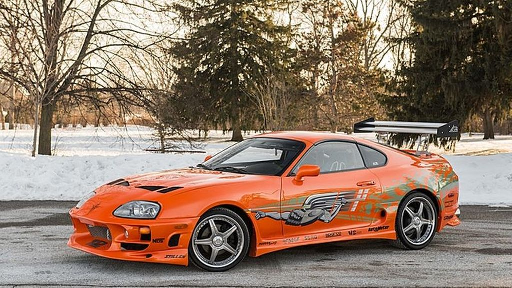 la toyota supra de paul walker en vente blog maurel auto. Black Bedroom Furniture Sets. Home Design Ideas