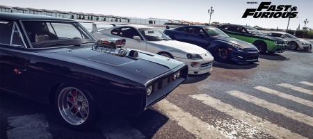 Forza Horizon 2 - Les voitures de Fast and Furious 7