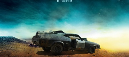 Mad Max Fury Road Interceptor