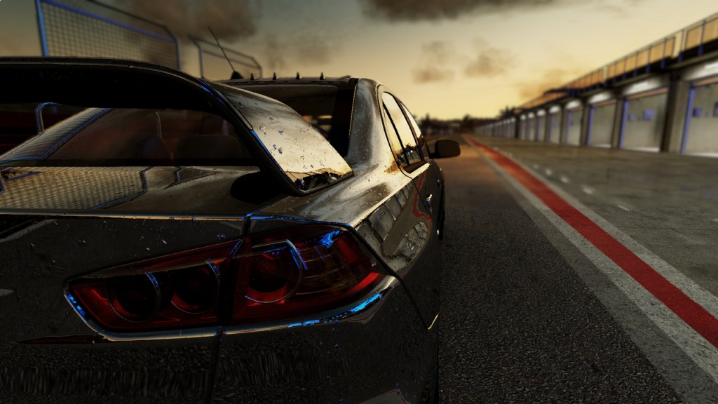 Project Cars sur PC, PS4, Xbox One