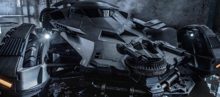 Batmobile : Batman v Superman : L'Aube de la Justice