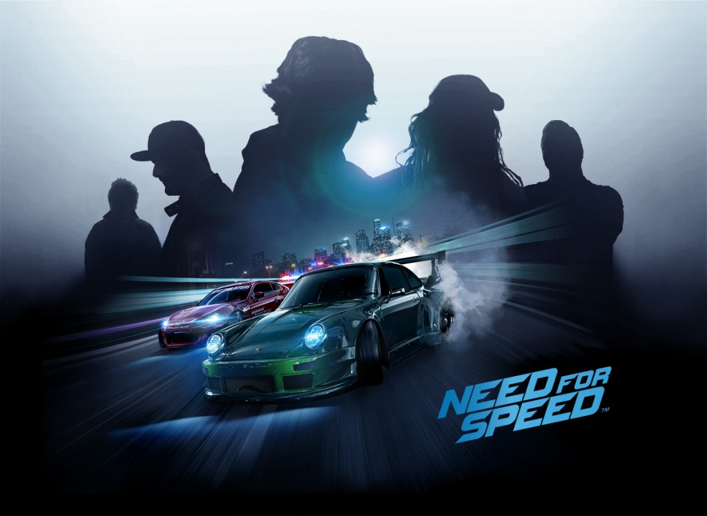 Need For Speed PS4, Xbox one, PC