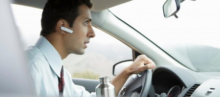 Interdiction oreillette bluetooth au volant
