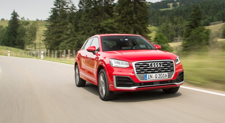 Audi Q2 2016 disponible à la commande maintenant