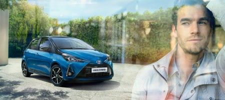 Nouvelle Toyota Yaris 2017