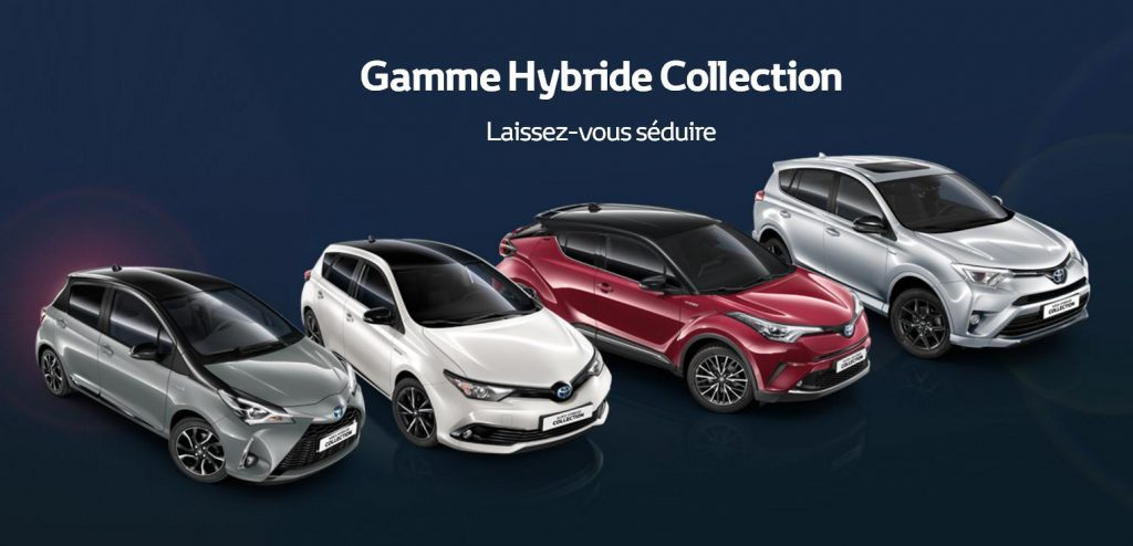 Gamme Collection Hybride